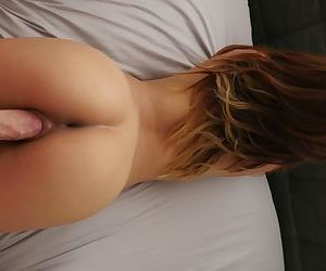 Asian with fine Scarlett Scott gets heavy dick to bang her Thai pussy