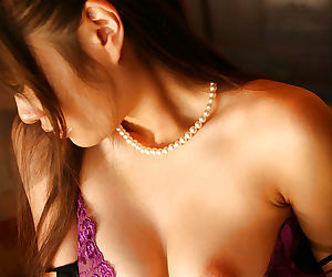 Astounding asian coed Miho Sonoda exploration will not hear of petite bosoms