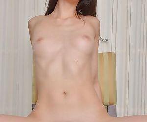 Gash amateur carve Victoria Spade slowly undressing winning showing port side vagina