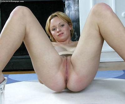 Arrogant babe Madison gets naked and demonstrates her skills