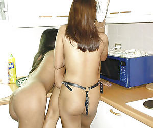 Admirable Asian lesbians kick off a very nice sexual exhibition