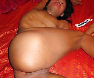 Skinny asian babe with tiny tits gives a blowjob and gets banged hardcore