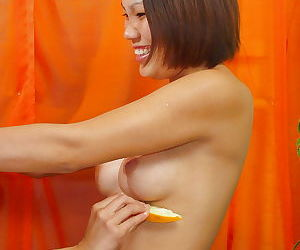 Nasty thau chicks with hairy slits make some playful lesbian action