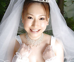 Big valueless asian copulate Ai Sayama banditry off her clothes