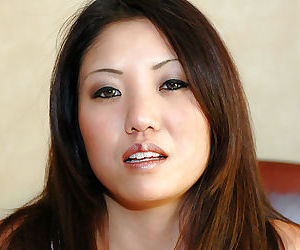 Kaiya Lynn is a very cute Asian bitch with large melons and tasty cunt