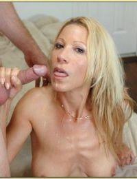 Stunning mom Kimmie Morr denudes cute natural boobs and fucks hard