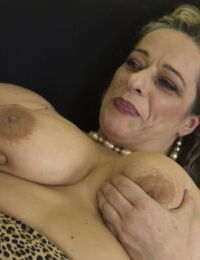 Fat cougar pays her boy toys bills as long as he keeps banging her pussy