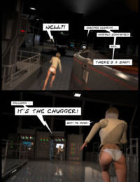 Project Bellerophon Comic 20: Project Nemesis - part 11
