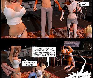 Project Bellerophon Comic 20: Project Nemesis - part 2
