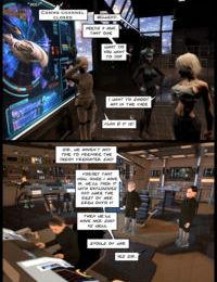 Project Bellerophon Comic 20: Project Nemesis - part 3