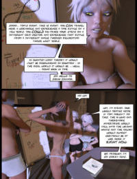 Project Bellerophon Comic 20: Project Nemesis - part 5