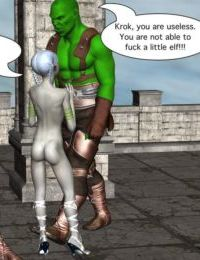 The sex elf quest 3 - part 2