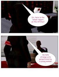 Body Transfer Vol.2 Ch.3 - part 4
