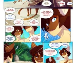 Peritian - Cats Love Water - part 2