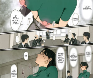 H na Toshiue Chara no Rakugaki - Rough Manga Hon - A Collection of Sketches and Rough Manga of Hot MILFs - part 2