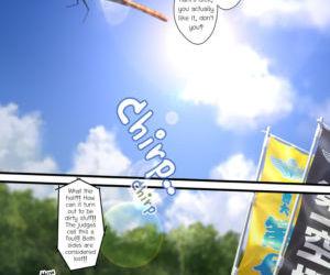 Chinpo Sumou Manga o Egakimashita.