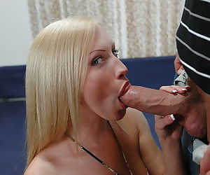 Cassie Young was penetrated in her innocent face on the camera