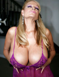 Cumshot sex scene features mature amateur with big tits Kelly Madison