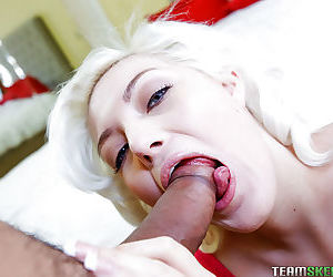 Hardcore interracial anal sex featuring the filthy asshole of Jenna Ivory