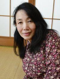 Ugly face mature Asian named Tsuyako Miyataka with a super hot body