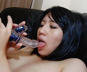 Mai Otsuka needs to masturbate several times per day to reach climax
