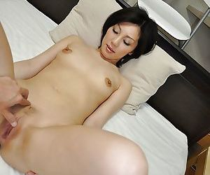 Cuddly asian MILF Mayumi Iihara has some pussy ID entertainment check out cleanse