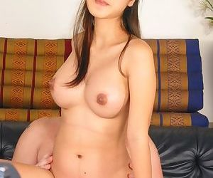 Small babe with big tits fucking with her boyfriend in hardcore style