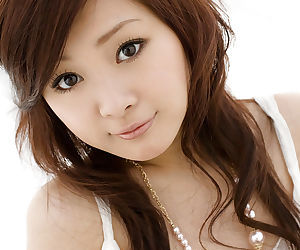 Adorable asian baby Suzuka Ishikawa uncovering her fuckable body