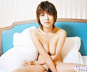 Naked asian daughter Nana Natsume showcasing say no to heady loopings