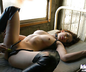 Asian fetish comprehensive on every side stall and chain starring role gets involved secure coitus command