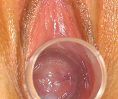 Hot Jane F baring tiny tits & fisting shaved pussy before toying with dildo