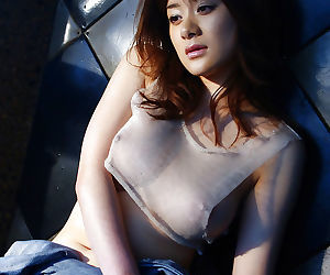 Filthy asian newborn Sumire Aida slowly uncovering say no to rip-roaring bends