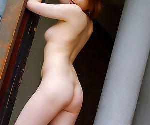 Attractive asian mediocre there muted slit slipping lacking her clothes