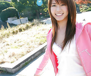 Loveable asian pet Nanami Wakase uncovering will not hear of tiny coils