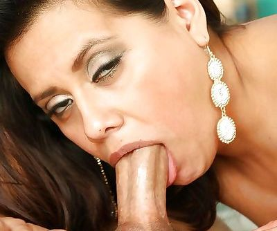Cock sucking skills of Selma Sins are legendary so check them out
