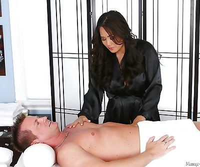 Jessica Bangkok is a professional masseuse and a cock sucker