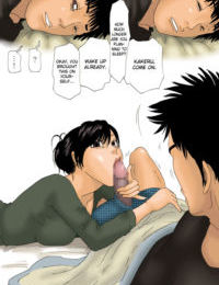 Sonogo no Haha ga Neteru Ma ni - While Mommy Is Sleeping: After That - part 3