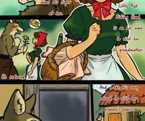 Yaru dake Manga - Kemohomo Akazukin - Kemohono Red Riding Hood