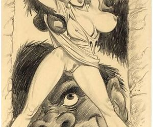 Jessica Rabbit offered to King Kong