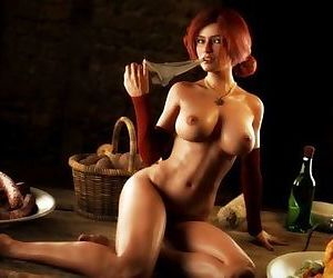 Triss – The Witcher 3