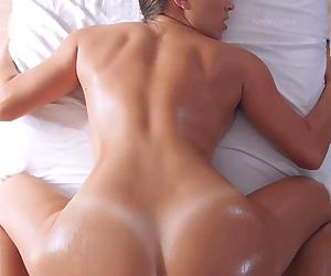 Nice tan riding