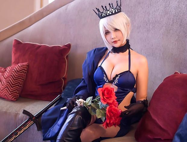 Rider Alter #fategrandorder #fgo #game #mobilegame #cosplay #alter #cute #cool #sexy #asian
