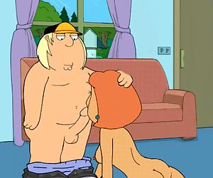 Lois Blowing Chris