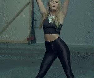 Zara Larsson sexy body