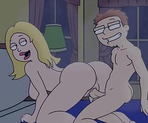 Steve and Francine Fuck