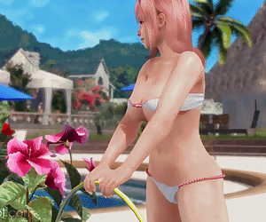 """Honoka from """"Dead or Alive Xtreme 3 Fortune″"""
