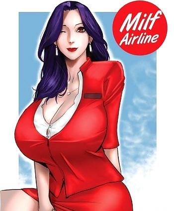 Milf Airlines Babes