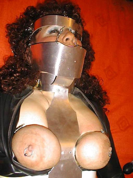 Metalbound and pierced granny