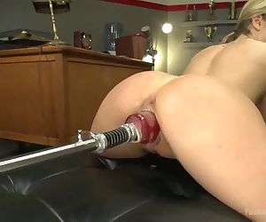 Pounded by big red