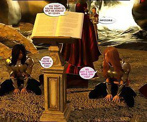 KaraComet- Making a Coven